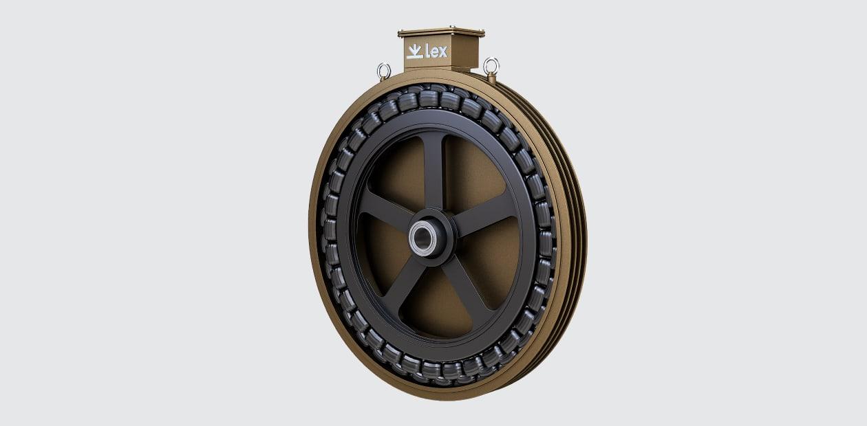 Drive for Sucker Rod Pumps (SynchroGear™)